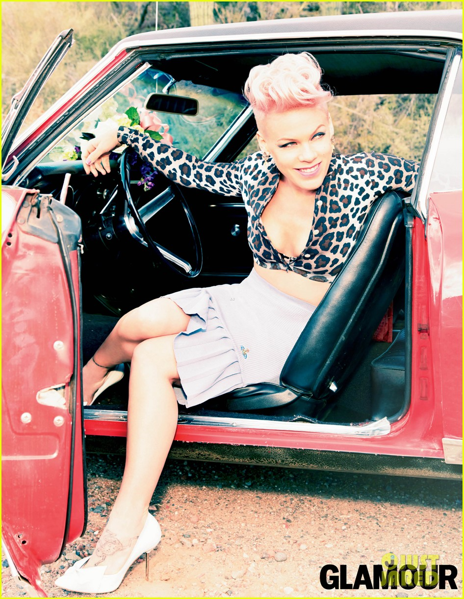 pink covers glamour june 2013 03