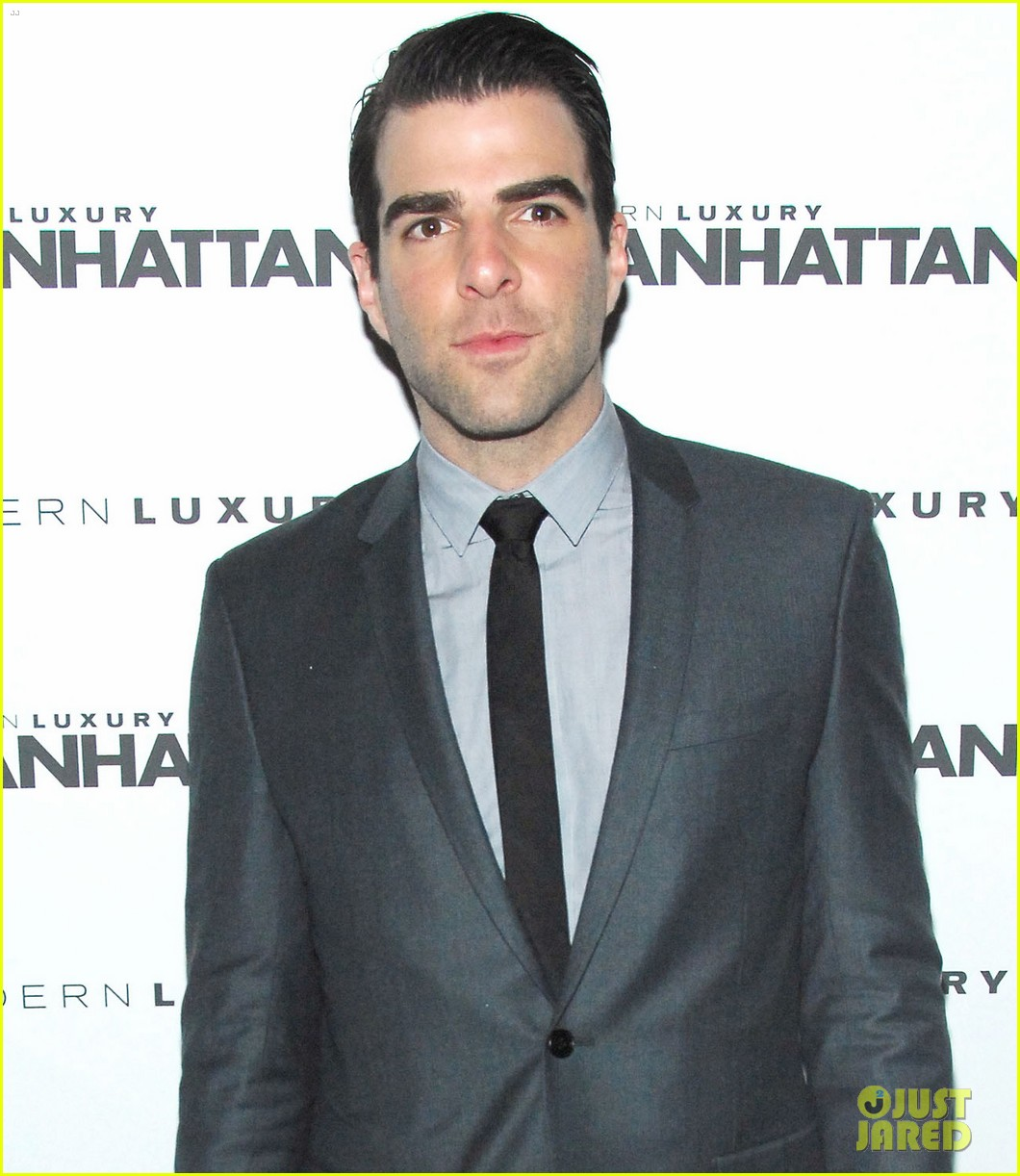 zachary quinto manhattan april cover party 012846743