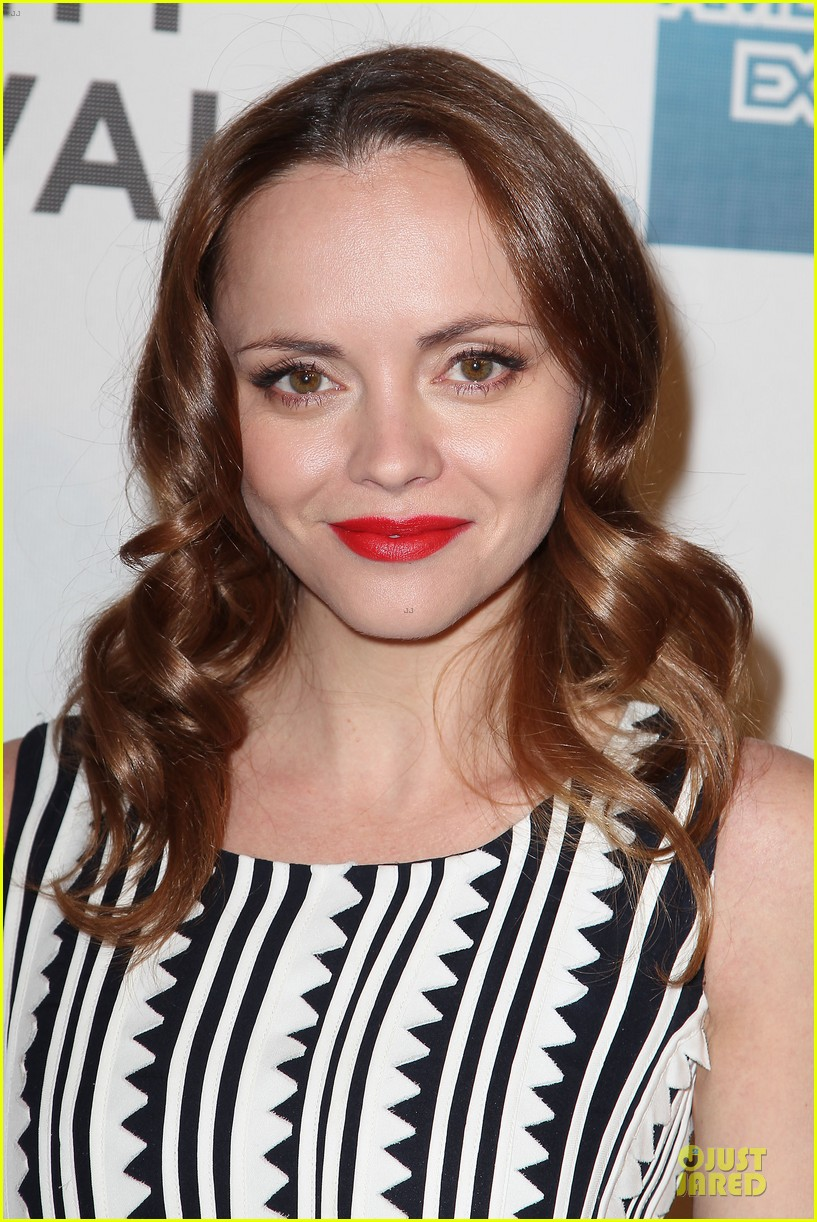 christina ricci the smurfs tribeca screening 122859401