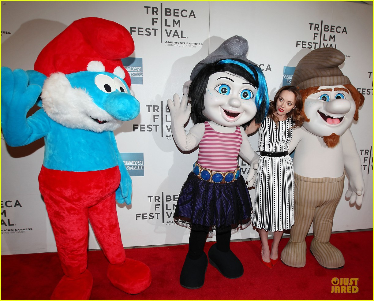 christina ricci the smurfs tribeca screening 262859415