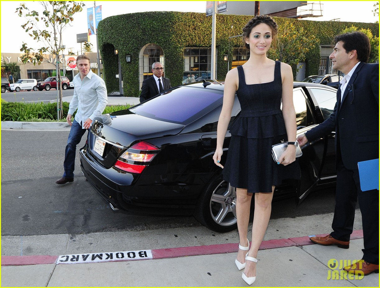 emmy rossum tyler jacob moore projects book party 212860562