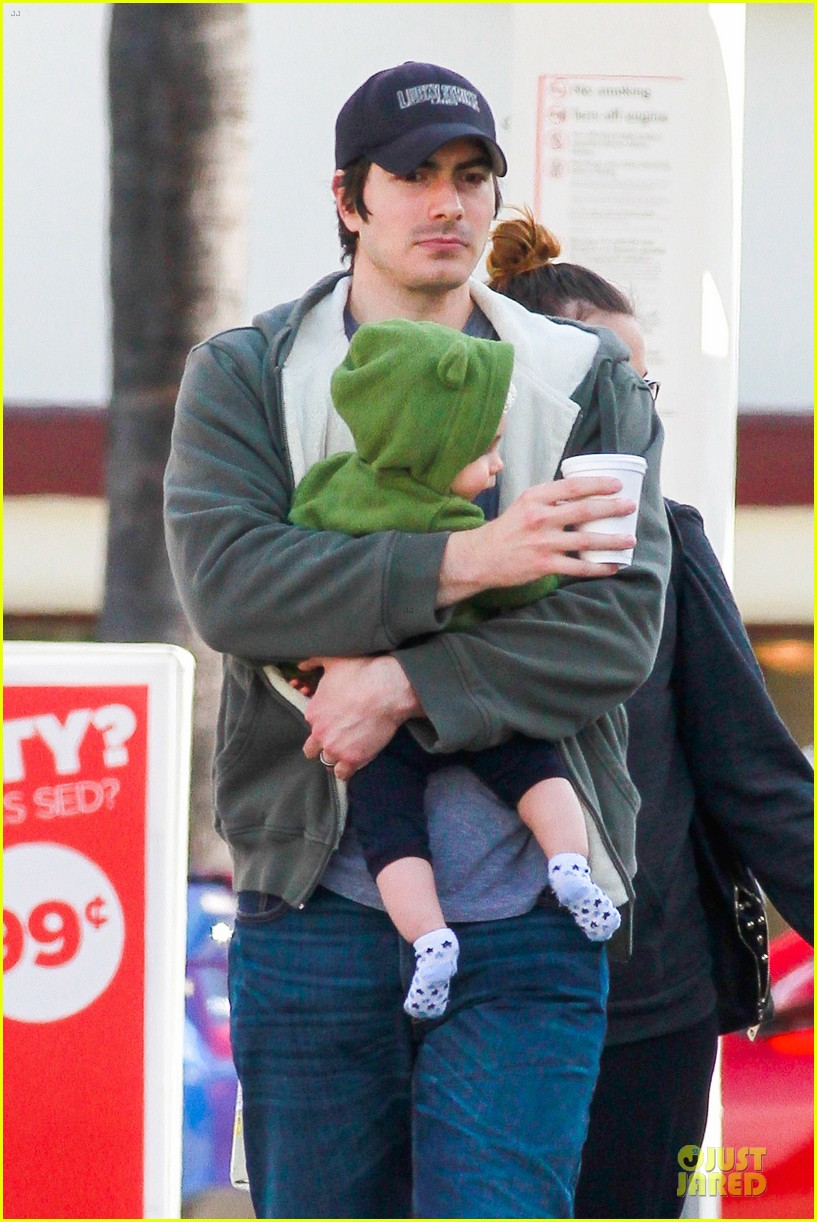 Brandon routh courtney ford baby