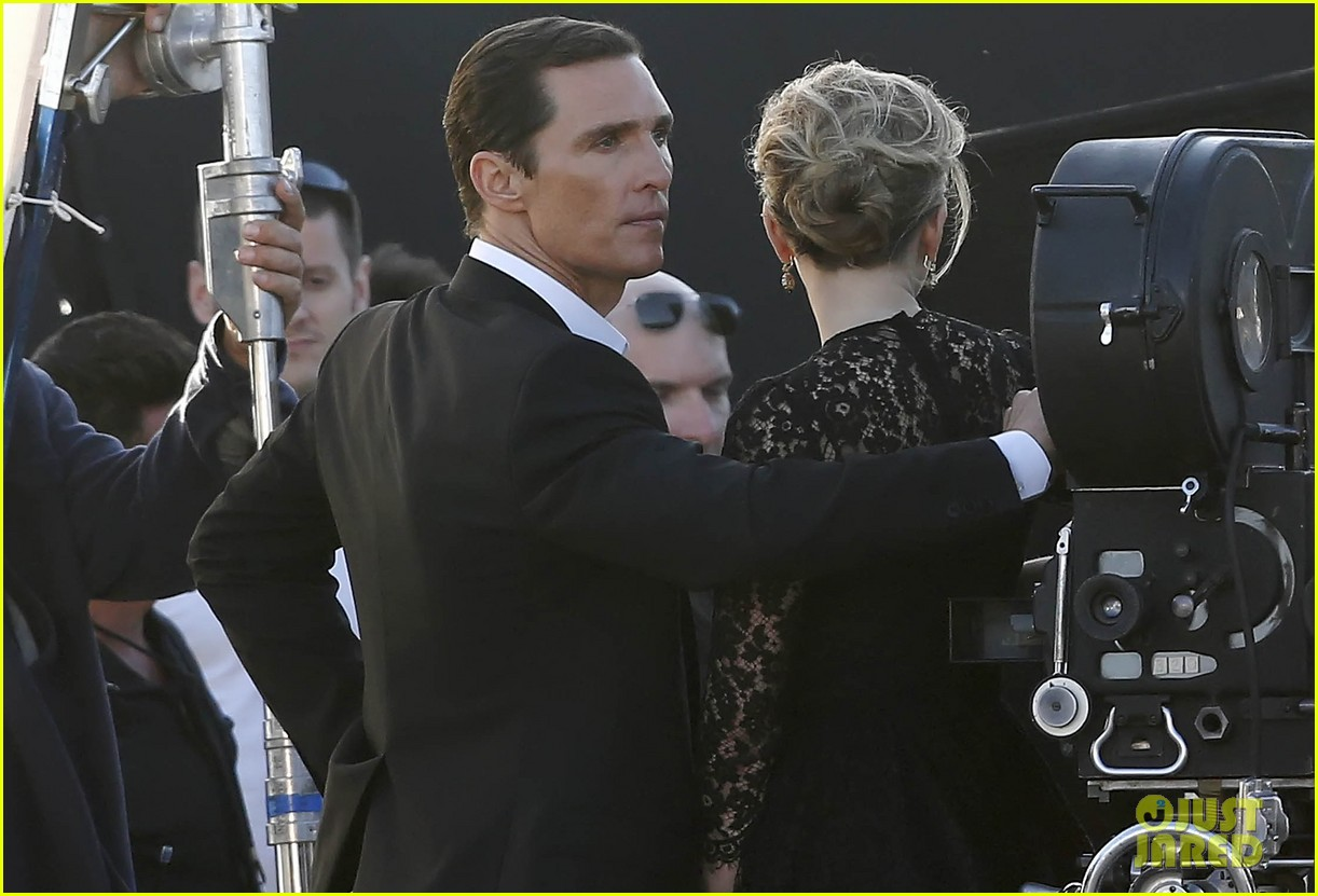 matthew mcconaughey scarlett johansson dolce gabbana photo shoot 022860046