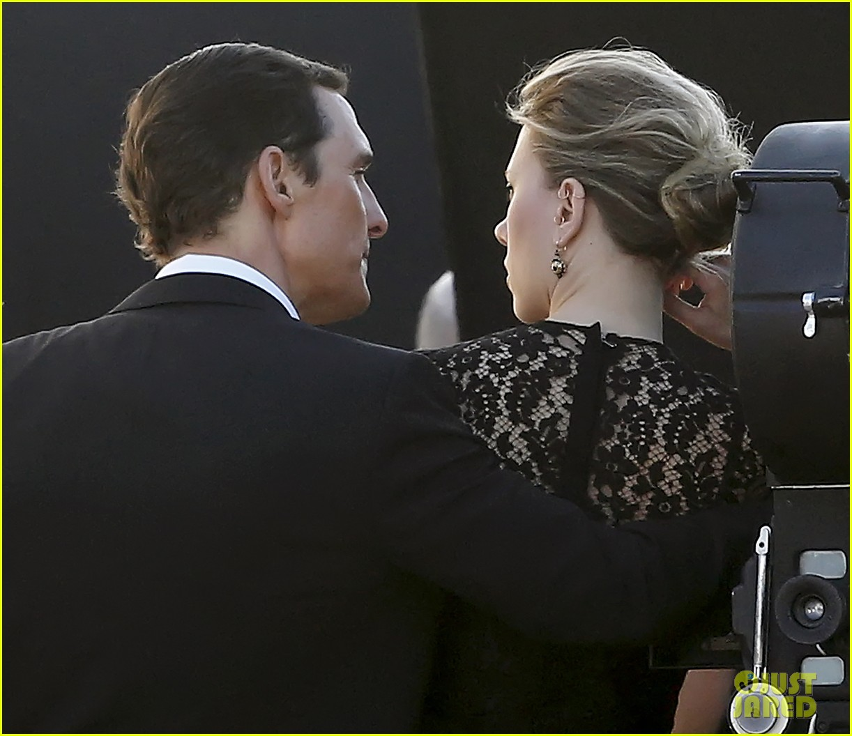 matthew mcconaughey scarlett johansson dolce gabbana photo shoot 032860047