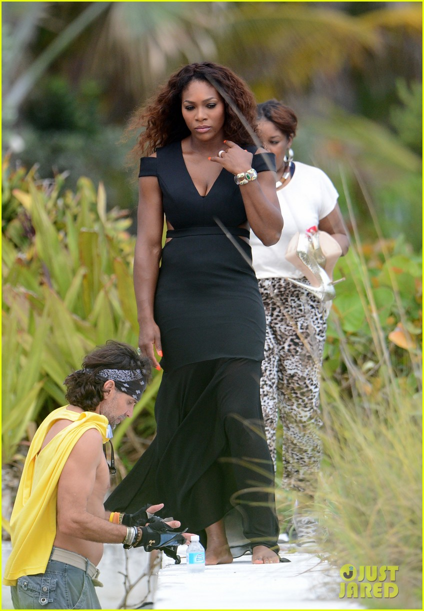 serena williams bikini beach photo shoot 052851328