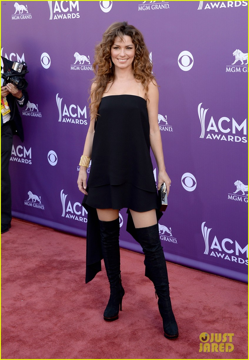 shania twain acm awards 2013 012845121