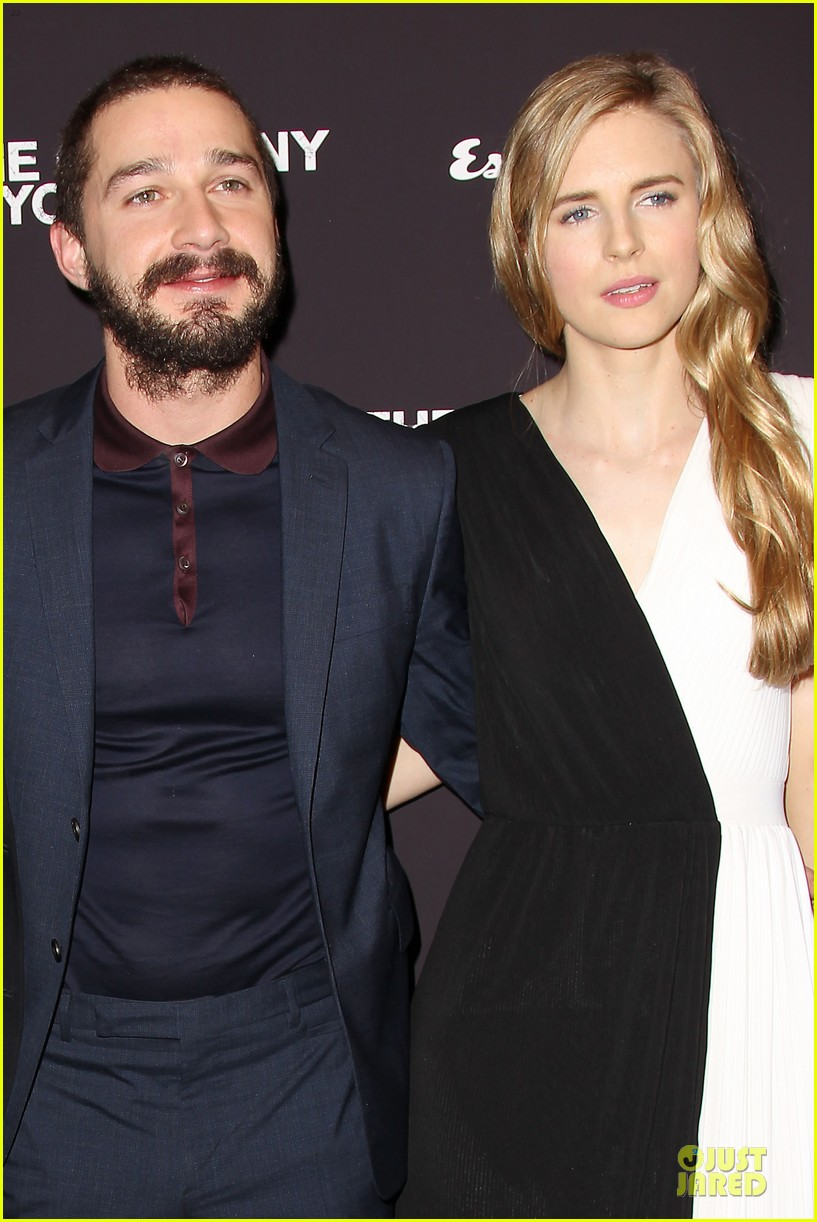 shia labeouf the company you keep new york premiere 122841721