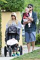 jessica simpson eric johnson eater outing with maxwell 27