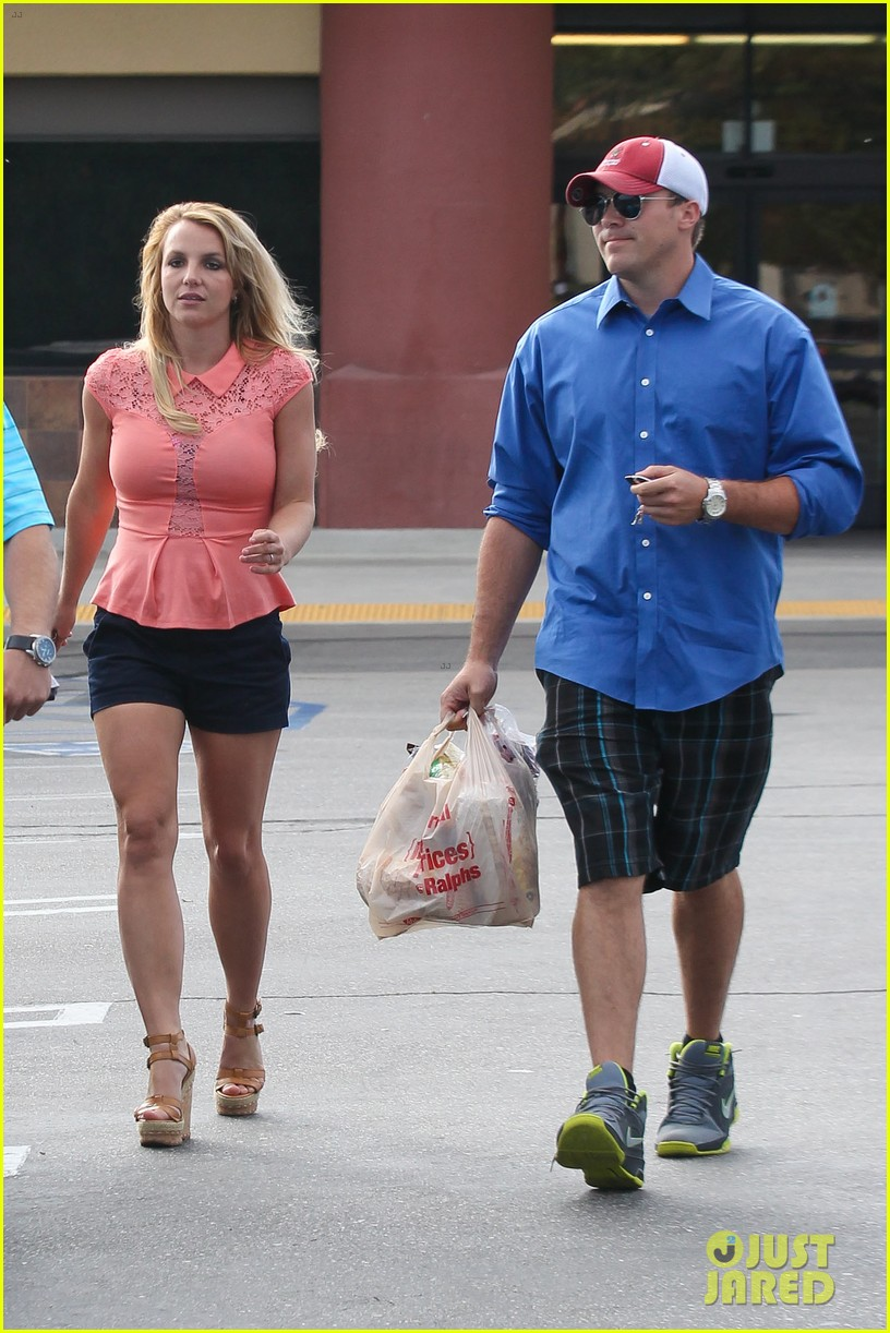 britney spears david lucado saturday ralphs run 21