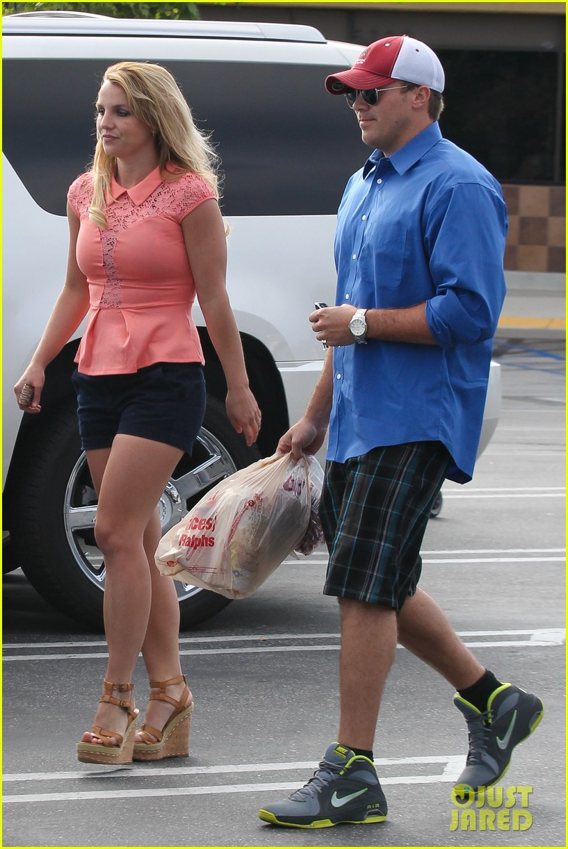 britney spears david lucado saturday ralphs run 22