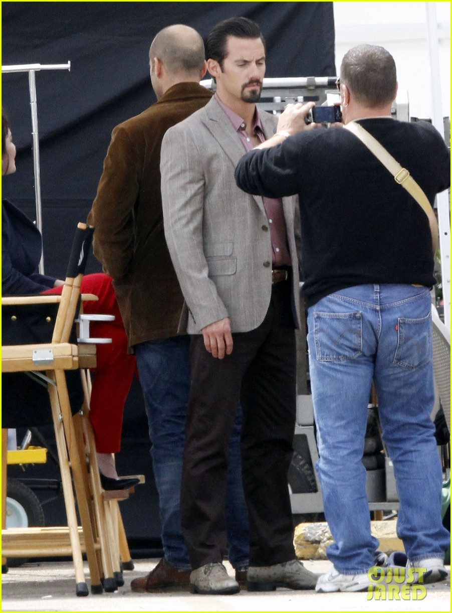 jason statham milo ventimiglia heat set break 172856499