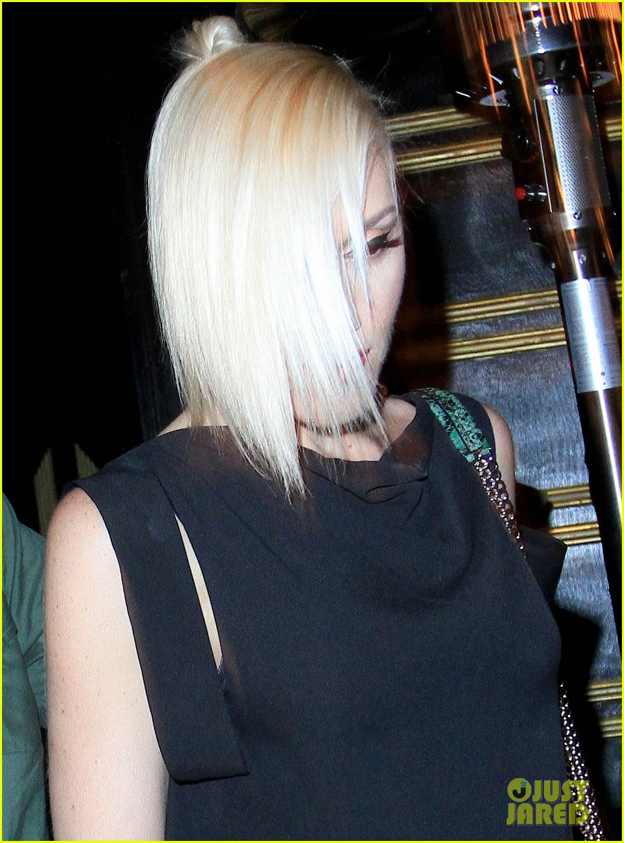 gwen stefani no doubt back in the studio 14