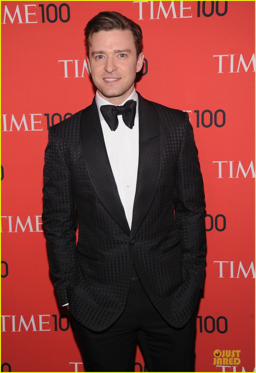 justin timberlake jessica biel time 100 gala 2013 red carpet 022856833