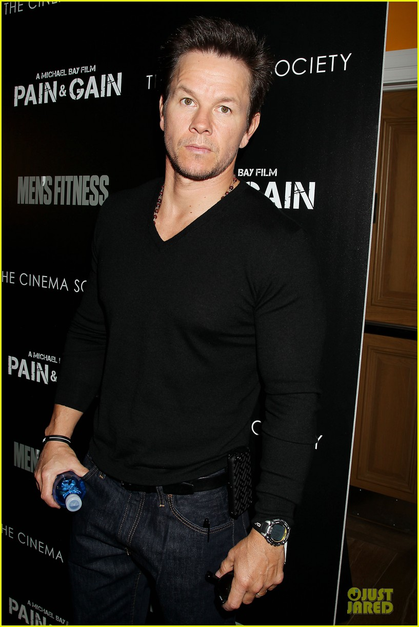 mark wahlberg peter facinelli pain and gain nyc screening 02