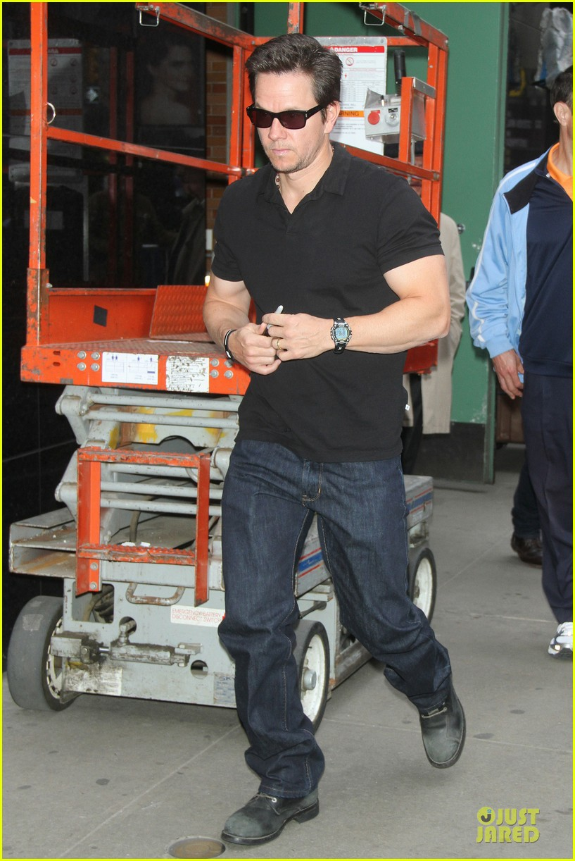 mark wahlberg peter facinelli pain and gain nyc screening 052851001