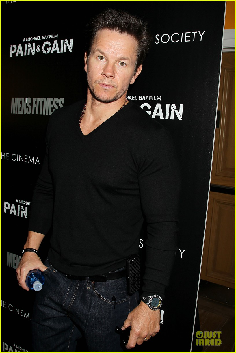 mark wahlberg peter facinelli pain and gain nyc screening 06