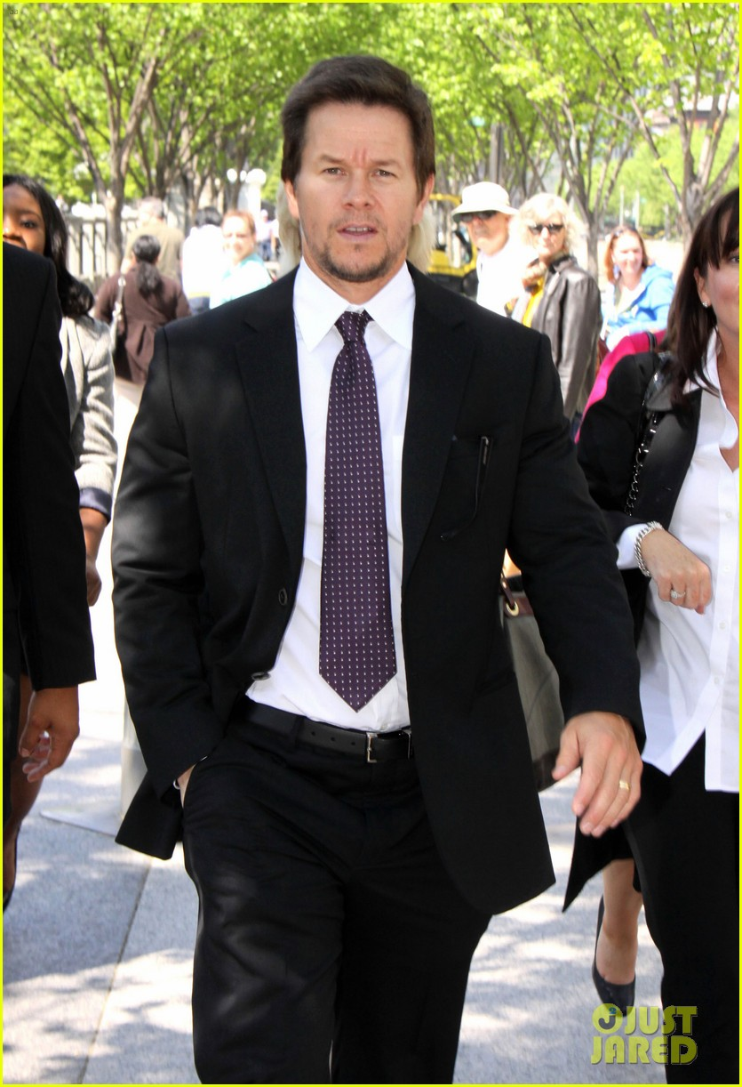 mark wahlberg white house visit 072857813