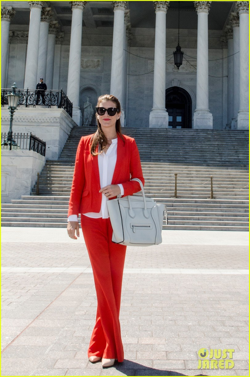 kate walsh lobbies on capitol hill to end offshore drilling 052858236