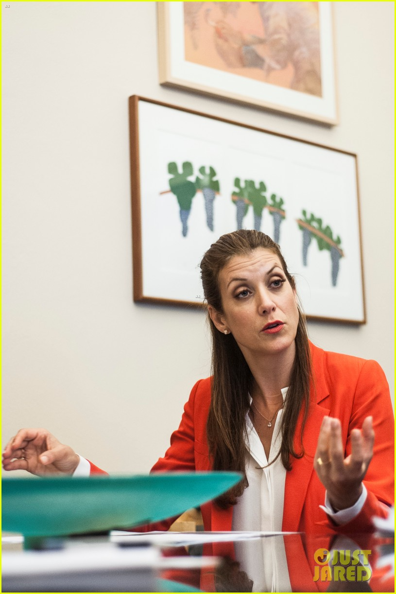 kate walsh lobbies on capitol hill to end offshore drilling 23