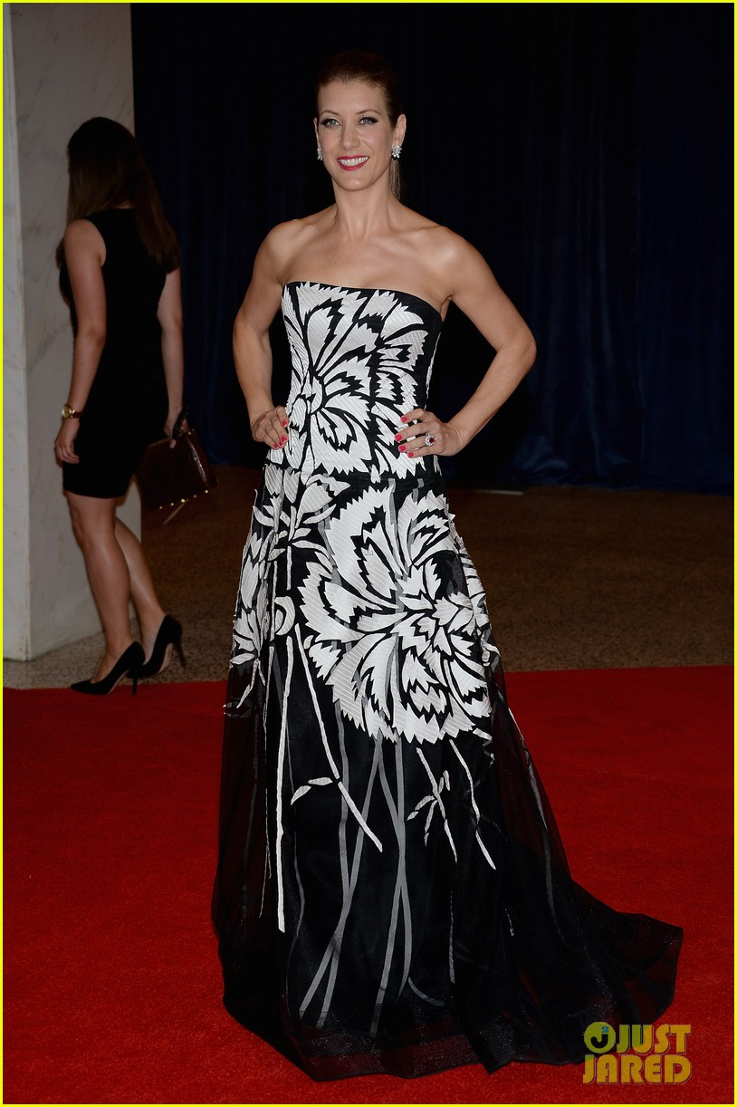 kate walsh morena baccarin white house correspondents dinner 2013 012859686