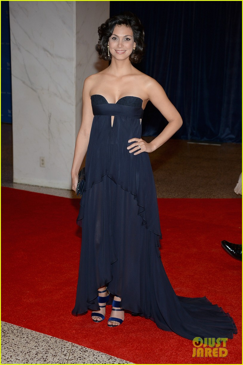 kate walsh morena baccarin white house correspondents dinner 2013 05