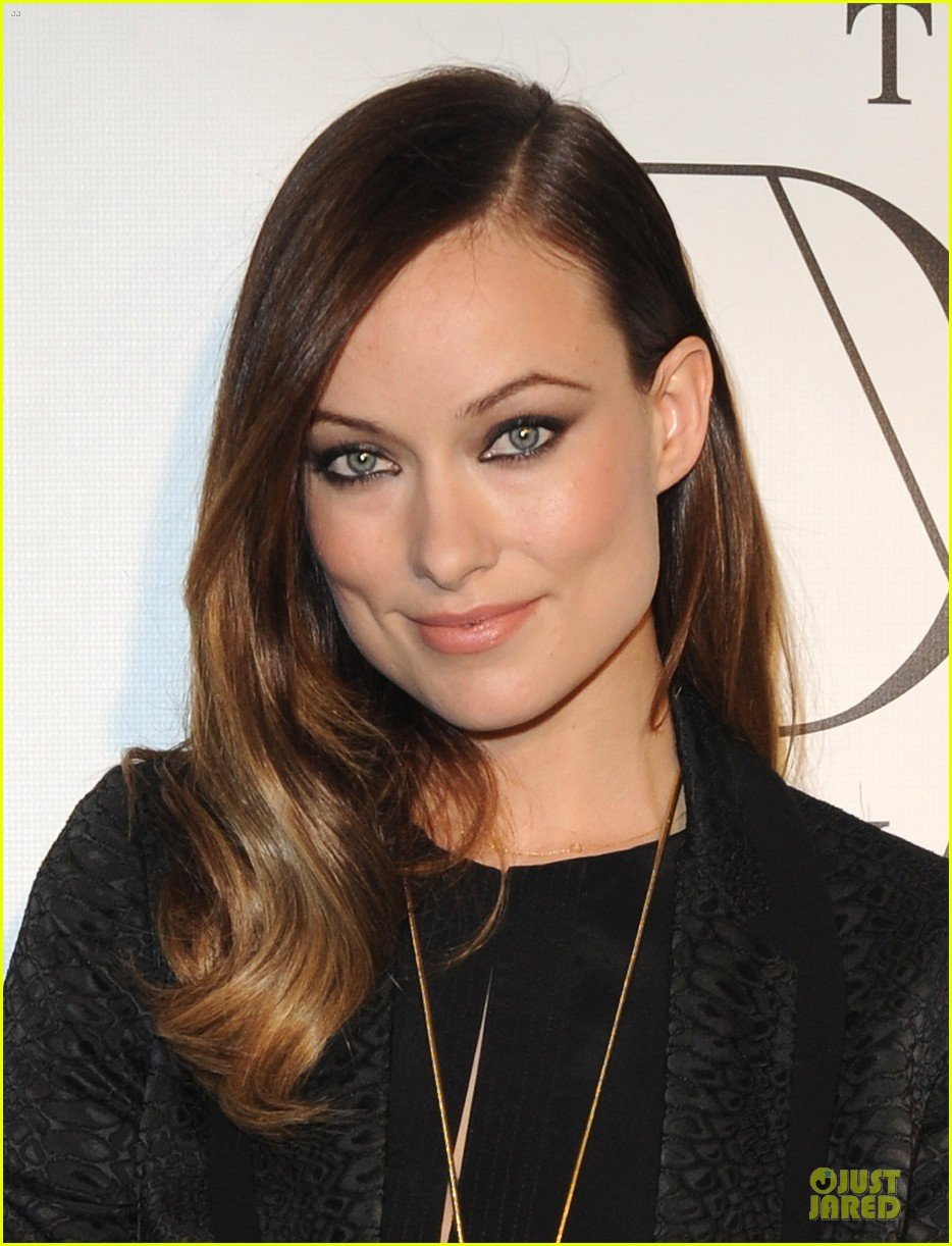 olivia wilde dvf awards with gabby douglas 022843993