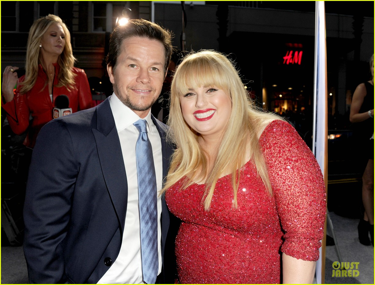 rebel wilson pain gain hollywood premiere 062856200