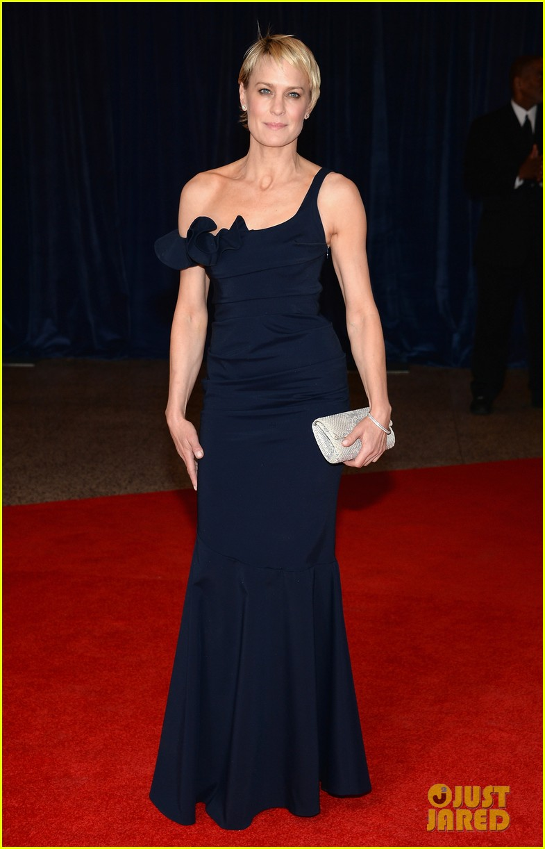 robin wright white house correspondents dinner 2013 01