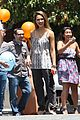 jessica alba cycling fundraiser for baby2baby 21