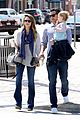jessica alba cash warren breakfast after memorial day 14