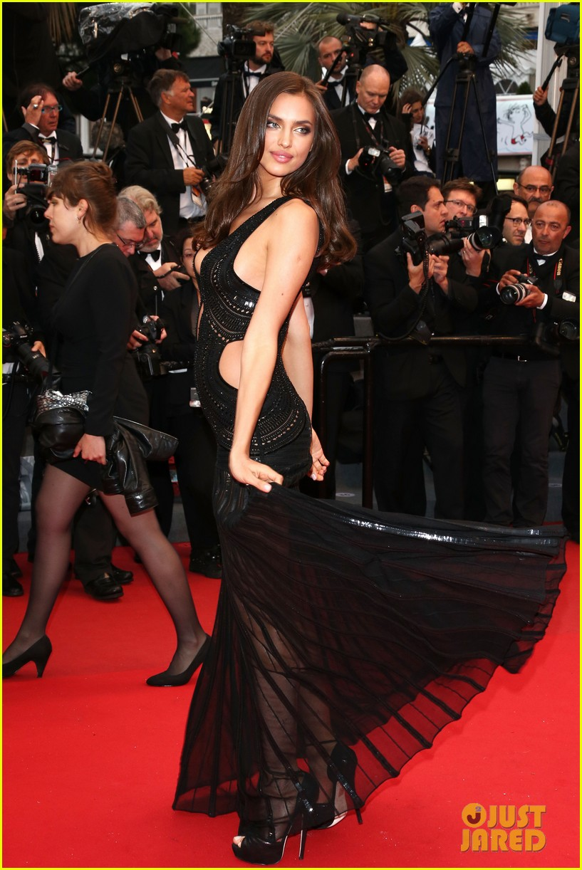 alessandra ambrosio irina shayk all is lost cannes premiere 012876273