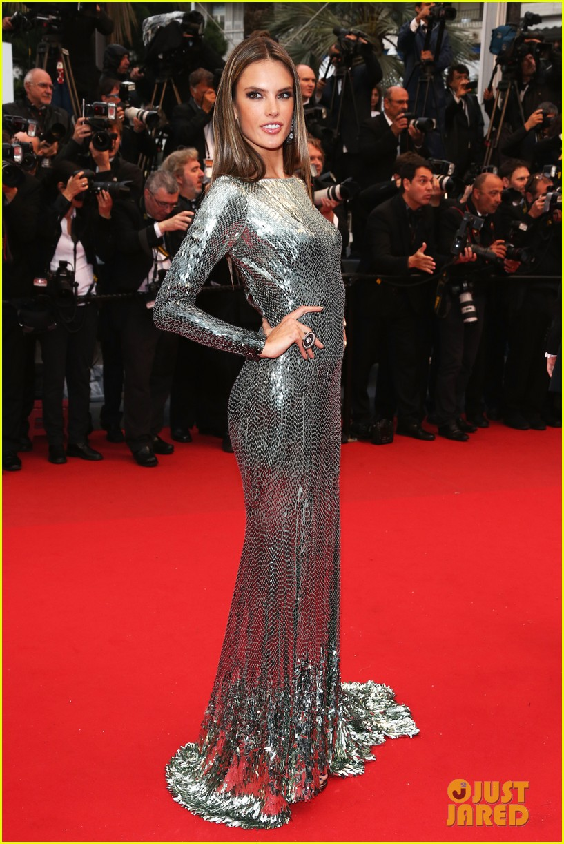 alessandra ambrosio irina shayk all is lost cannes premiere 082876280