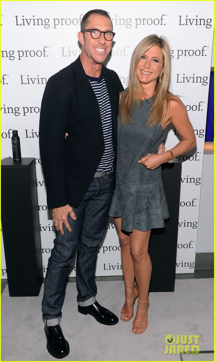 jennifer aniston living proof good hair day web series launch 08