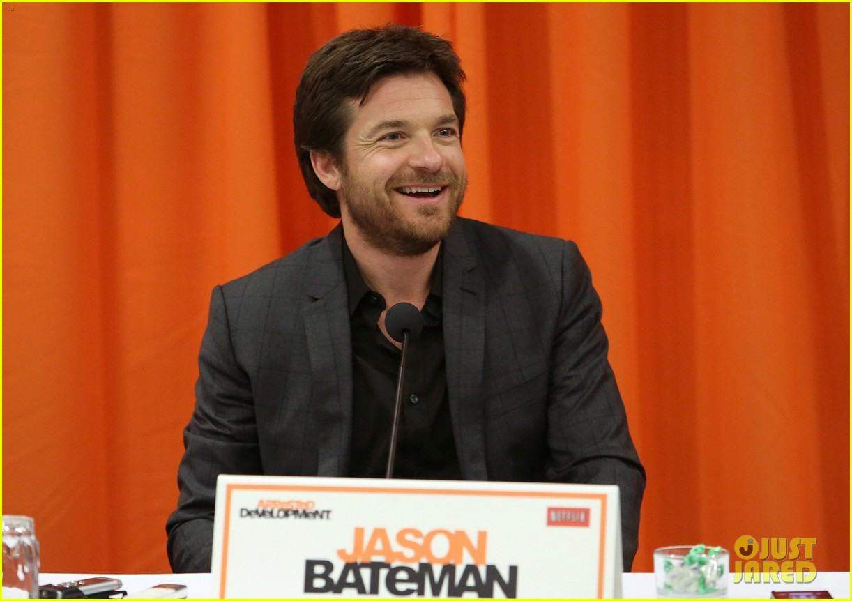 jason bateman portia de rossi arrested development press conference 13