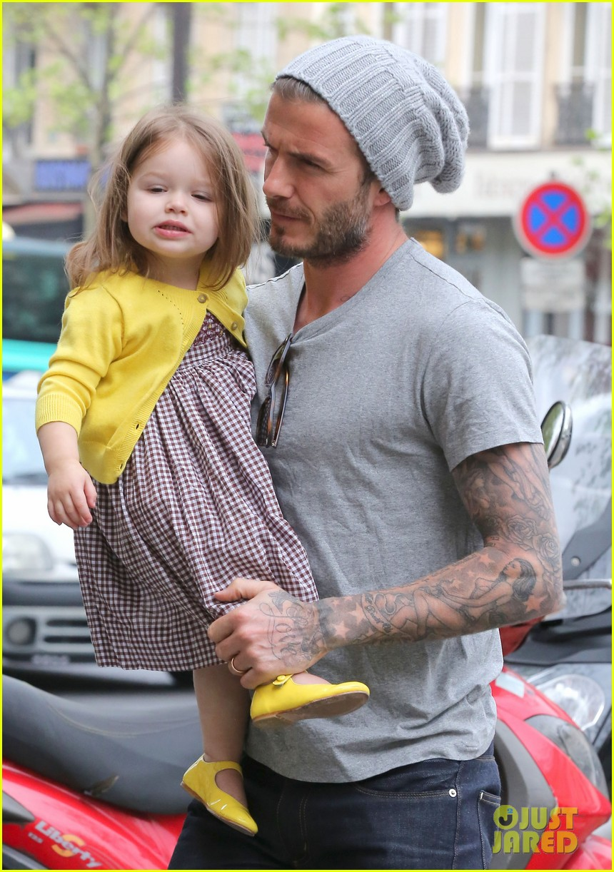 david victoria beckham shopping fun with harper 082862967