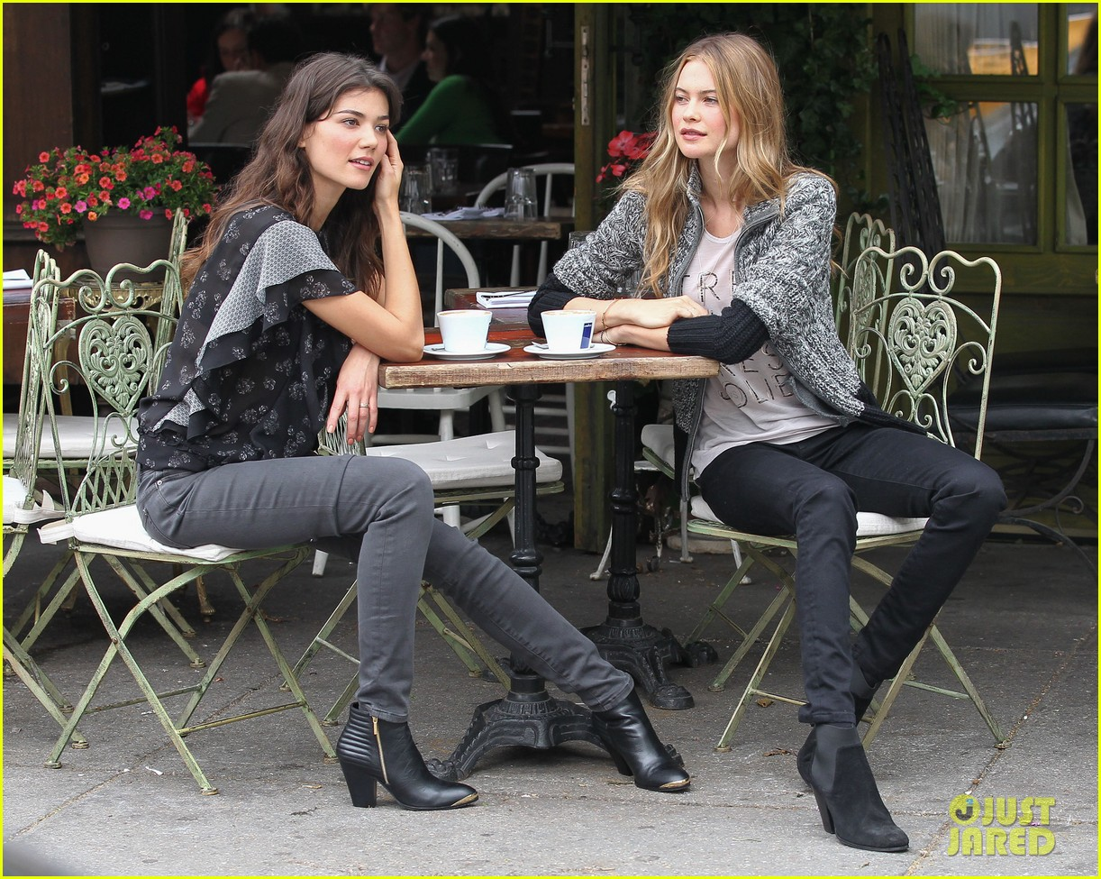 behati prinsloo rocks comfy sweats for photo shoot 062876734