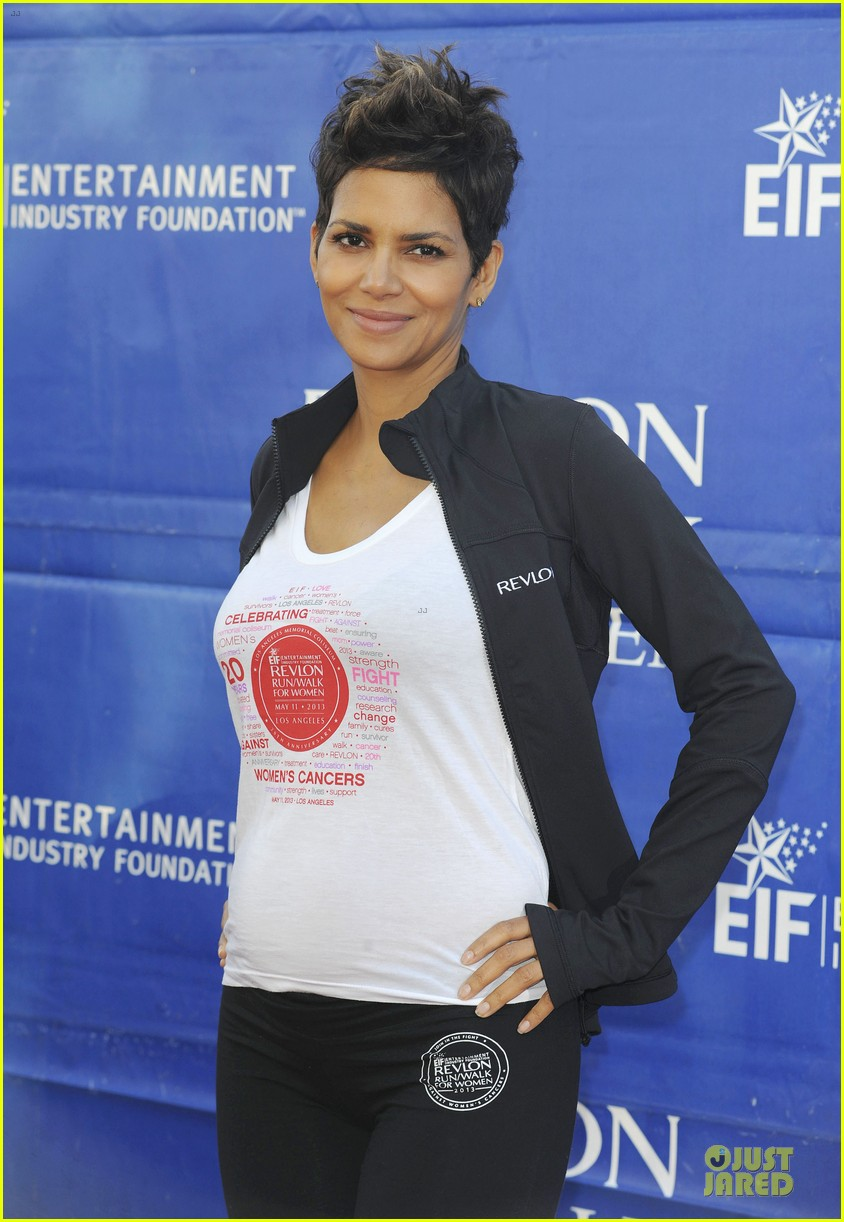 halle berry revlon run for women in la 11