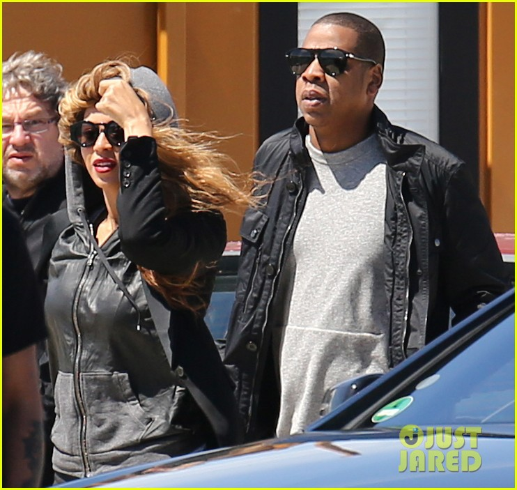 beyonce cannes with jay z after grown woman hits 06