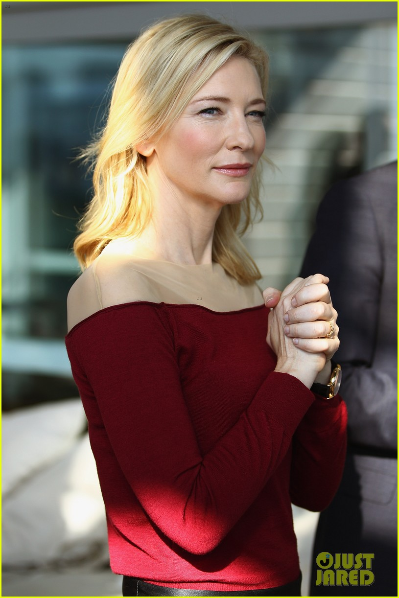 cate blanchett suncorp twenties launch 012867723
