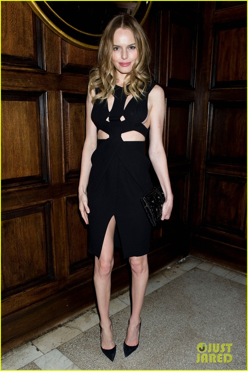 kate bosworth cut out dress at harry josh harrysparty 01