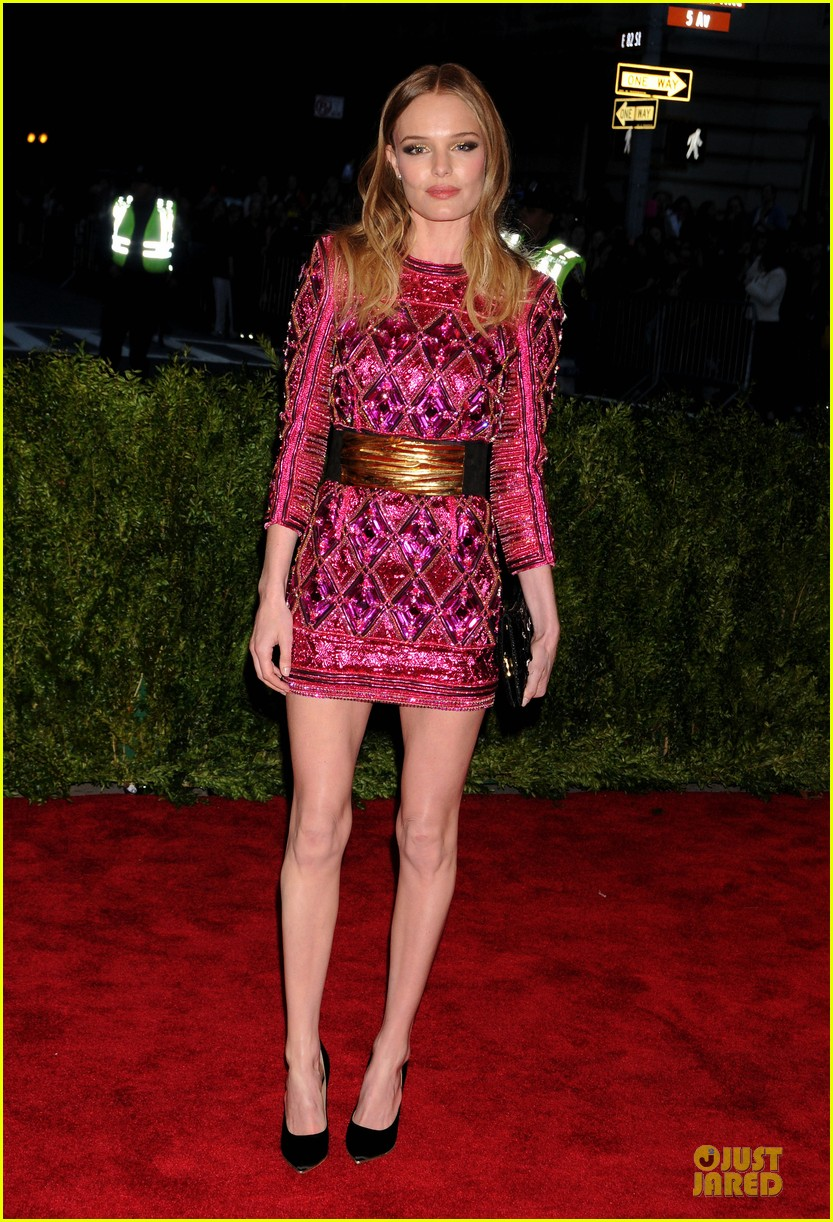 kate bosworth michael polish met ball 2013 red carpet 03