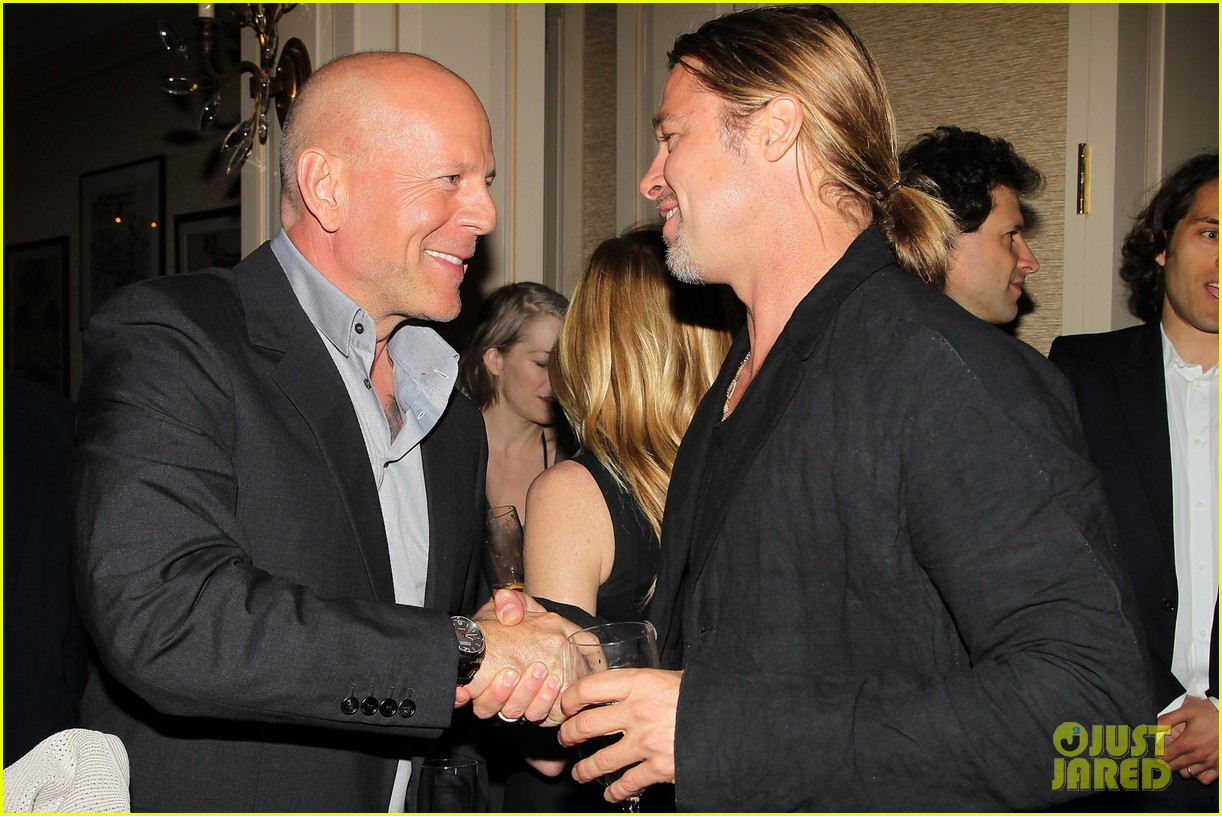 brad pitt world war z moma screening 132876841