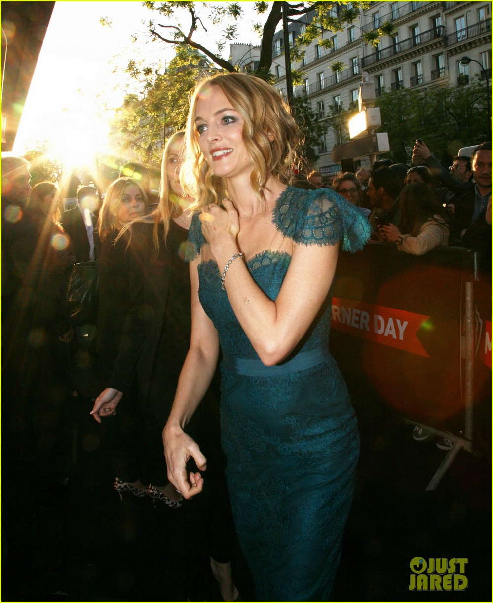 bradley cooper heather graham hangover iii paris premiere 06