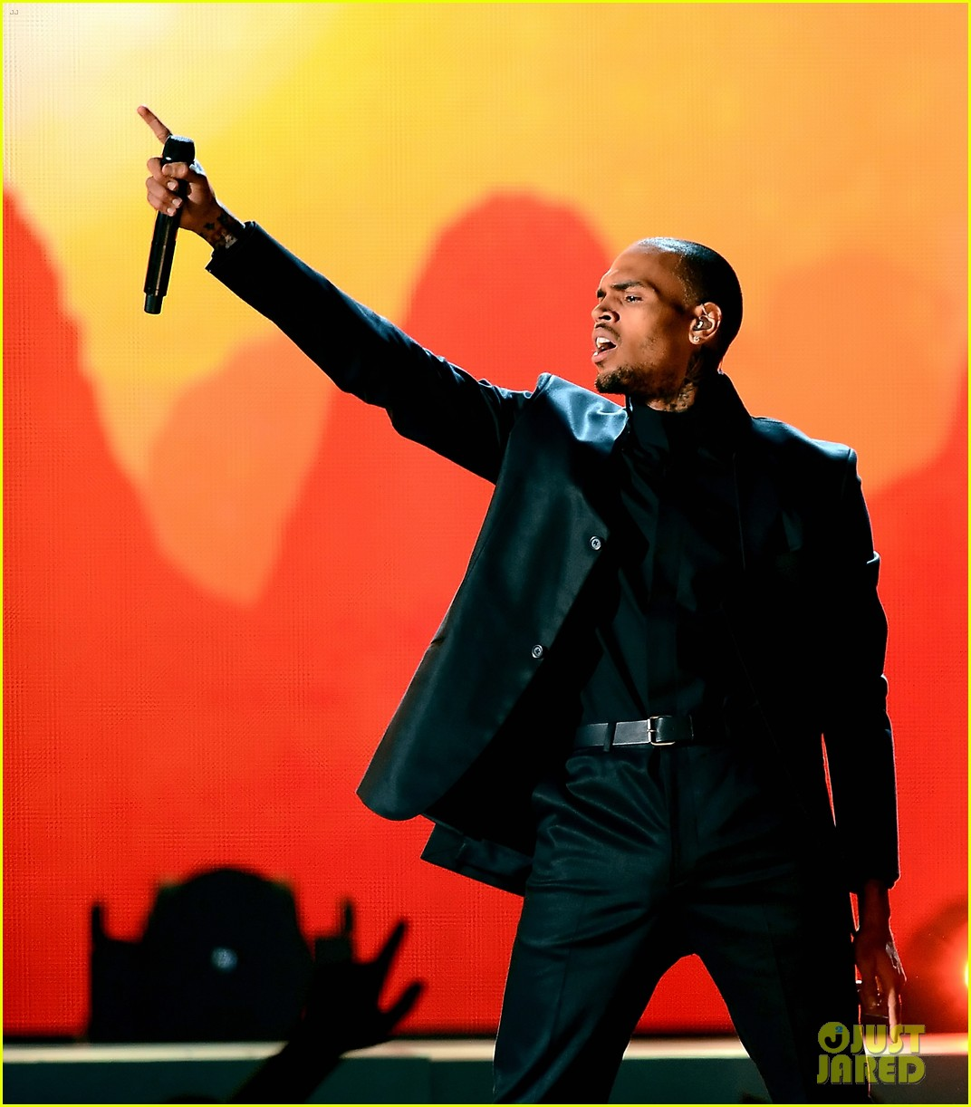 chris brown billboard music awards 2013 performance video 01
