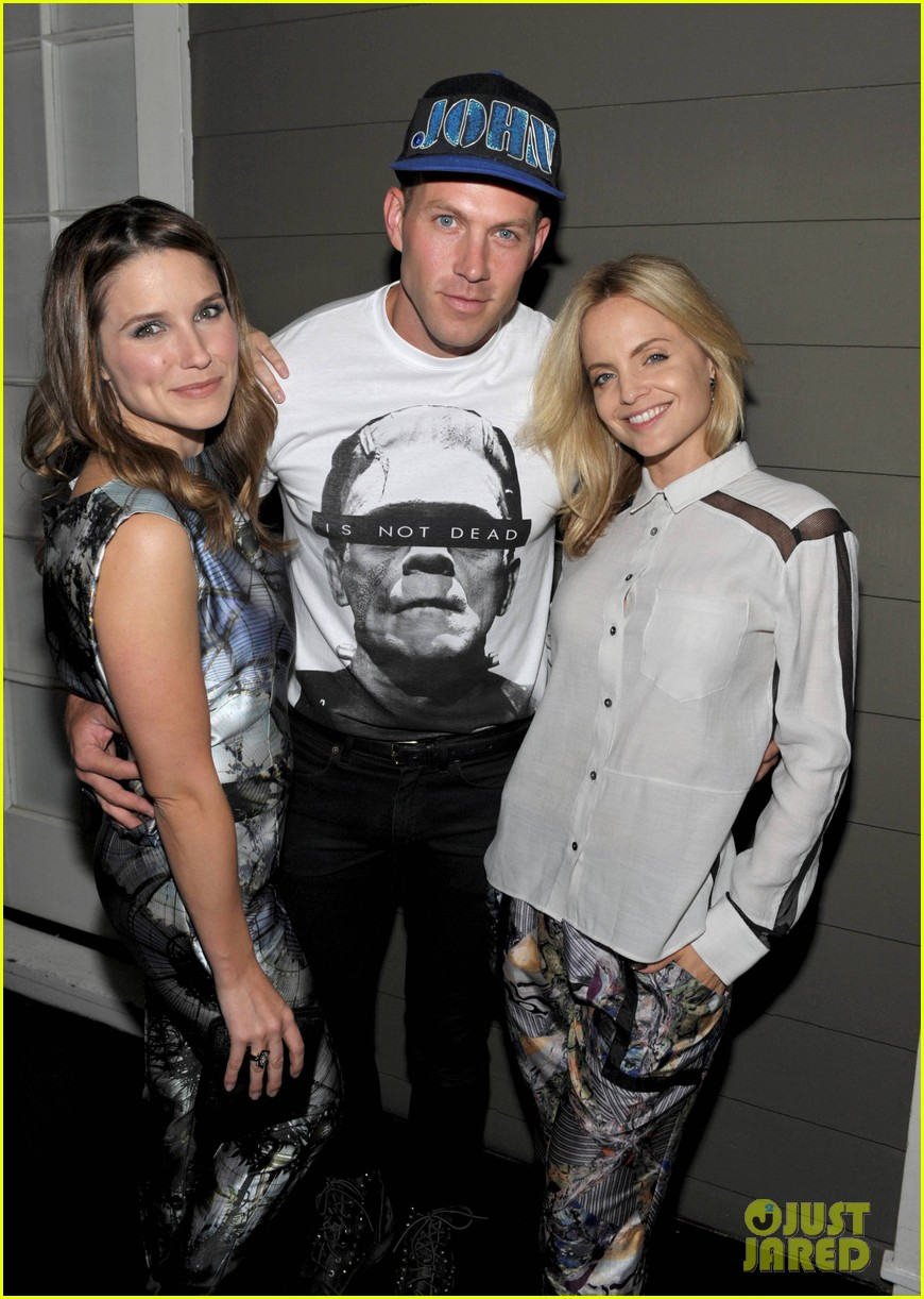 sophia bush shiri appleby cleary chateau event 10