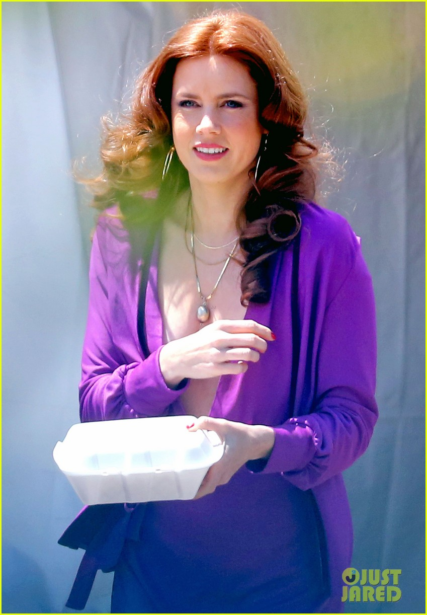 bradley cooper amy adams american hustle lunch break 032870203