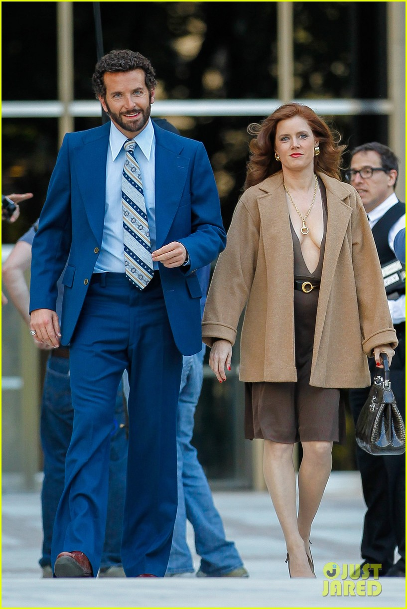 bradley cooper works out before filming american hustle 092873324