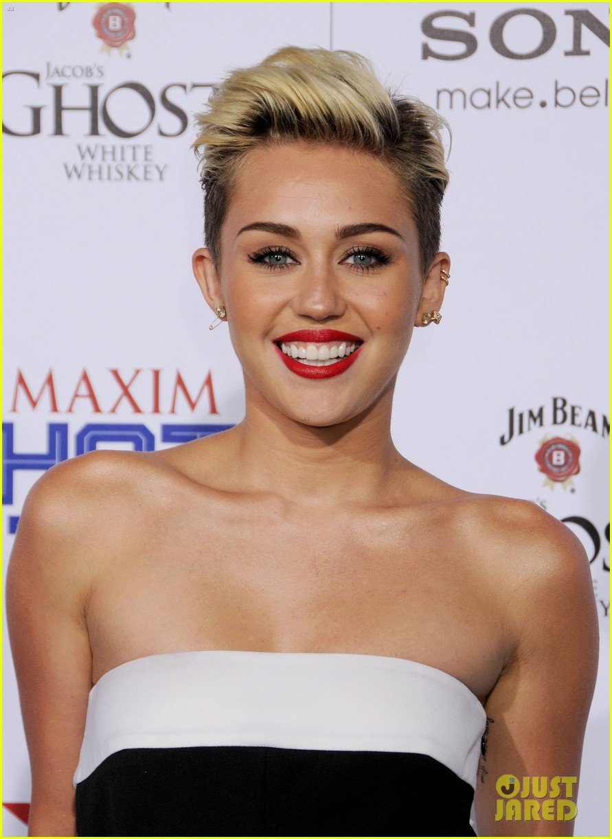 miley cyrus maxim hot 100 party 142871458