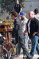 Photo 28 of Johnny Depp: 'Transcendence' Coffee Break