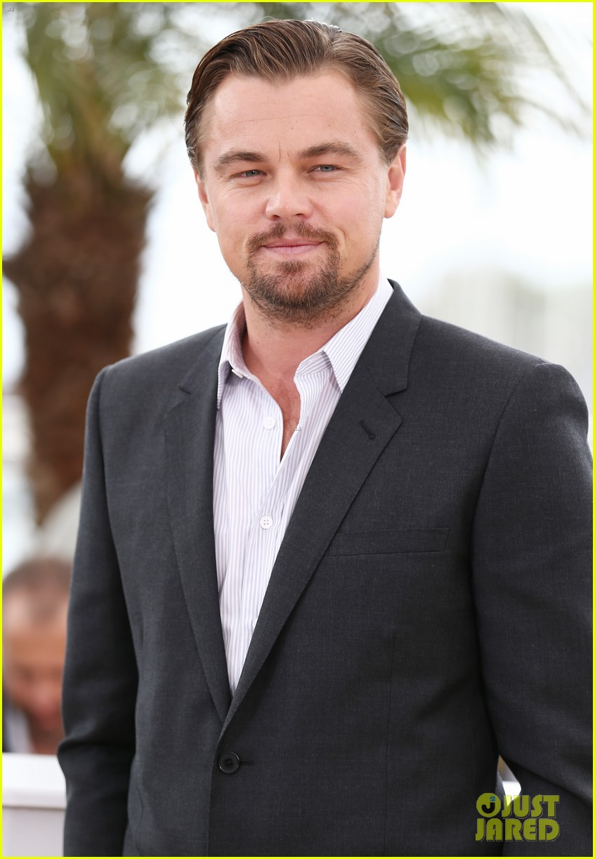 leonardo dicaprio cannes film festival great gatsby photo call 202870761